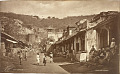 View Still Prints of Asia: Street view in Bhoondi, ca. 1900 digital asset: Still Prints of Asia: Street view in Bhoondi, ca. 1900