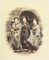 View [Three women], [1877 - ca. 1900]. [graphic] digital asset number 0