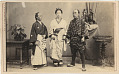 View Japanese entertainers, [1860 - ca. 1900]. [graphic] digital asset number 0