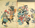 View Collection of Ukiyo-e prints digital asset number 10