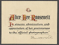 View Album of photographs of the Taft Mission to Asia 1905 digital asset number 0