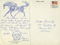 View Correspondence, Abbott H. Thayer to Clara A. May 1890-1899 digital asset number 6