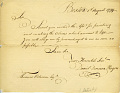 View Correspondence, Abbott H. Thayer to Clara A. May 1890-1899 digital asset number 15