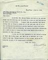 View Correspondence, Andrews, Ambrose - Harding, Chester 1779-1981 digital asset number 16