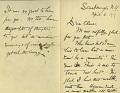View Correspondence, Palmer, Erastus - Widener, P.A.B digital asset: Correspondence, Palmer, Erastus - Widener, P.A.B