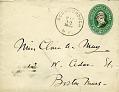 View Correspondence, Palmer, Erastus - Widener, P.A.B. 1818-1847 digital asset number 11