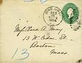 View Correspondence, Palmer, Erastus - Widener, P.A.B. 1818-1847 digital asset number 12