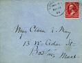View Correspondence, Palmer, Erastus - Widener, P.A.B. 1818-1847 digital asset number 13