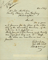 View Correspondence, US Capitol 1837-1853 digital asset number 4