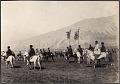 View Dasht-i Lar Region, Mount Damavand in Background: Shah's Escort Regiment digital asset: Dasht-i Lar Region, Mount Damavand in Background: Shah's Escort Regiment [graphic]