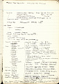 View Fritz Rumpf Notebooks, circa 1914-1930s digital asset number 3