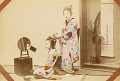 View General & Mrs. Charles V. Bromley album of Photographs of Japan digital asset: General & Mrs. Charles V. Bromley album of Photographs of Japan