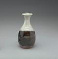 View Saké bottle, Chosen Karatsu type digital asset number 0