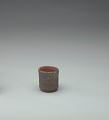 View Tall cylindrical saké cup digital asset number 0