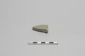 View Small sherd with celadon glaze digital asset number 1