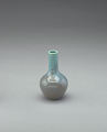 View Vase with blue glaze digital asset number 0