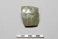 View Sherd, whitish body; celadon-green glaze digital asset number 1