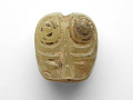 View Bead in the form of a tiger head digital asset number 0