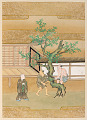 View Album with scenes of the <em>Tsurezuregusa</em> (Essays in Idleness) digital asset number 27