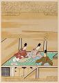 View Album with scenes of the <em>Tsurezuregusa</em> (Essays in Idleness) digital asset number 34