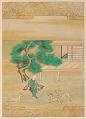 View Album with scenes of the <em>Tsurezuregusa</em> (Essays in Idleness) digital asset number 37