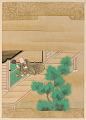 View Album with scenes of the <em>Tsurezuregusa</em> (Essays in Idleness) digital asset number 55