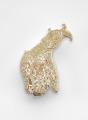 View Ornament (<i>shi</i> 飾) in the form of a bird, fragment digital asset number 0