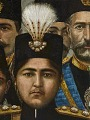 View Ahmad Shah Qajar and his Cabinet digital asset number 2