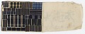 """View Daifukucho (""""lucky notebook""""); album of striped textile scraps digital asset number 2"""