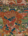 View The Buddhist protector Nechung Chogyong digital asset number 3