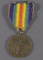 View Medal, World War I Victory Medal, Lowell Smith digital asset number 2