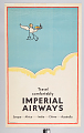 View Travel Comfortably Imperial Airways digital asset number 0
