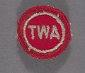 View Insignia, Flight Attendant, Transcontinental & Western Air Inc. (TWA) digital asset number 0
