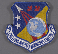 View Insignia, Cheyenne Mountain Operations, United States Air Force digital asset number 0