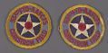 View Insignia, 53rd FTD-AAFCFS Carlson Field, United States Army Air Forces digital asset number 0
