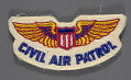 View Badge, War Training Service, Civil Aeronautics Board, Civil Air Patrol (CAP) digital asset number 0