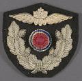 View Badge, Cap, Officer, Royal Norwegian Air Force digital asset number 0