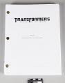 View Movie Script, Transformers: Revenge of the Fallen digital asset number 0