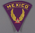 View Insignia, Mexican Air Force digital asset number 0