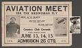 View Aviation Meet See the Birdwoman Fly digital asset number 1