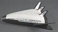 View Model, X-33 VentureStar Reusable Launch Vehicle digital asset number 7