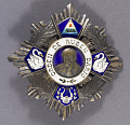 View Medal, Order of Ruben Dario, Jacqueline Cochran digital asset number 0
