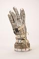 View Glove, Mercury, Cooper, Training, Left digital asset number 8