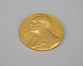 View Medal, Nobel Prize, Physics, 2006, John Mather, replica digital asset number 2