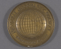 View Medal, National Geographic Society Hubbard Medal, Captain Orvil Anderson digital asset number 0