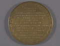 View Medal, National Geographic Society Hubbard Medal, Captain Orvil Anderson digital asset number 2