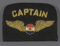 View Badge, Cap, Captain, Inter Islands Airways Ltd. digital asset number 0