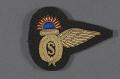 View Badge, Steward, Qantas Empire Air Lines Ltd. digital asset number 0