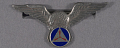 View Badge, Pilot, Civil Air Patrol (CAP) digital asset number 0