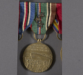 View Medal, European-African-Middle Eastern Campaign Medal, Bernt Balchen digital asset number 0